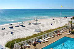 Panama City Beach Hotels Motels 48 In All Direct Links To Accomodations Vacation Als