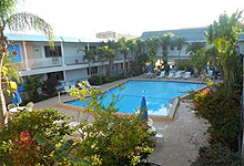 Island House Resort Motel North Redington Beach Fl